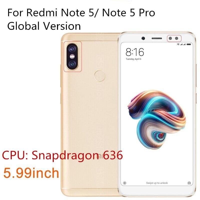 For Redmi Note 5 Pro