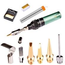 New Good Quality MT 100 Butane Gas Cordless Torch Soldring Iron Gun