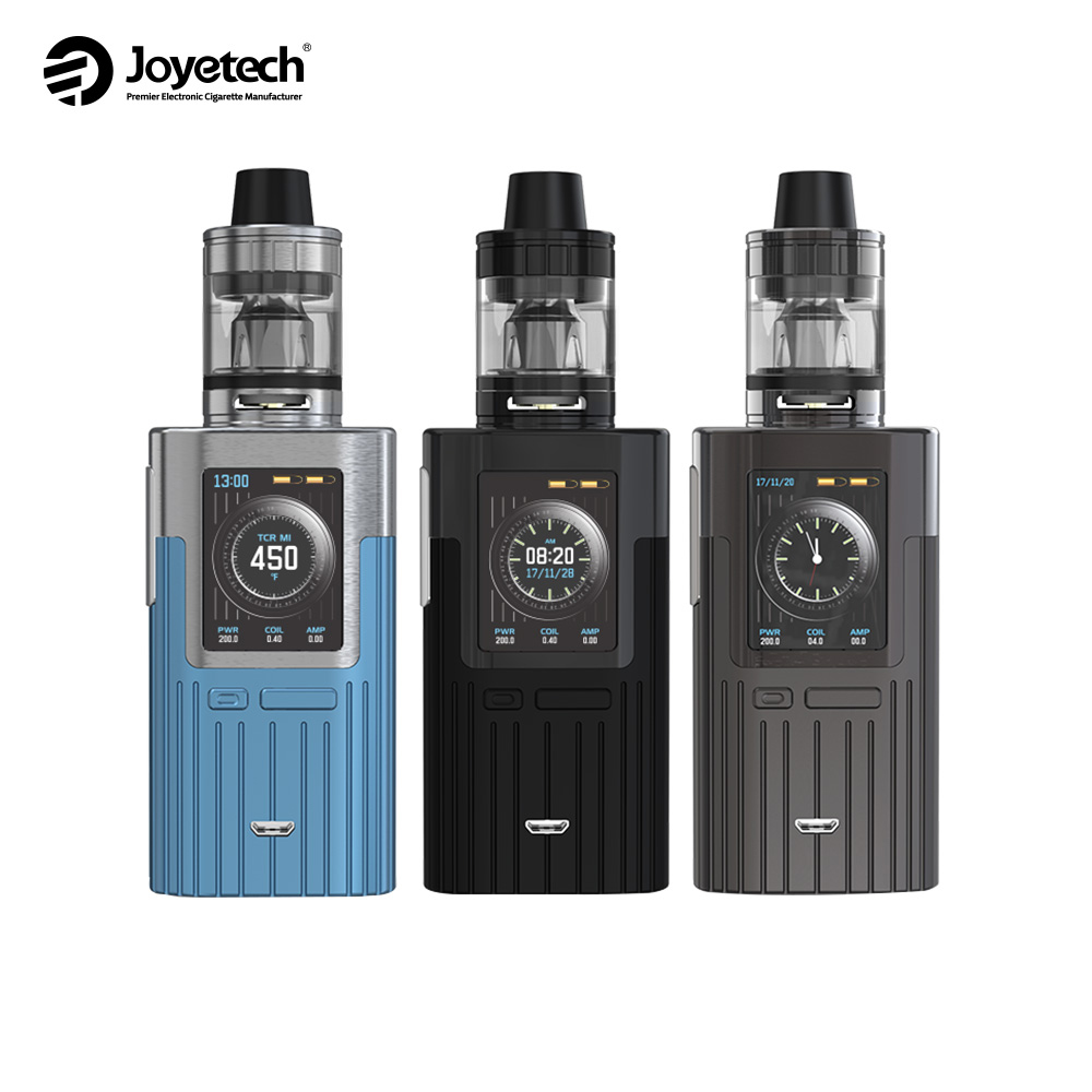 Original Joyetech ESPION with ProCore X Kit Electronic Cigarette with 2ml ProCore X Atomizer Tank 200W ESPION Box Mod E Cig Vape