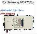 4600 мАч 3.7 В SP3770E1H аккумулятор для Samsung для Galaxy примечание 8.0 GT-N5110 N5100 планшет
