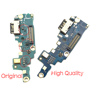 Image 1 - 10 יח\חבילה, USB Flex כבל עבור Nokia X6 Dock נמל תקע מחבר טעינה להגמיש כבל תיקון חלקים