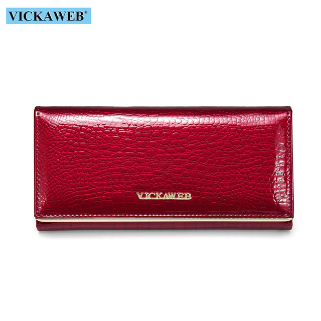 Women Wallets Brand Design High Quality Leather Wallet Female Hasp Fashion Dollar Price Alligator Long Women Wallets And Purses 1