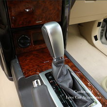For 2010 to 2017 Toyota Land Cruiser Prado J150 150 Front Door shook hands Cover Interior Gear Shift head Trims Car Accessories