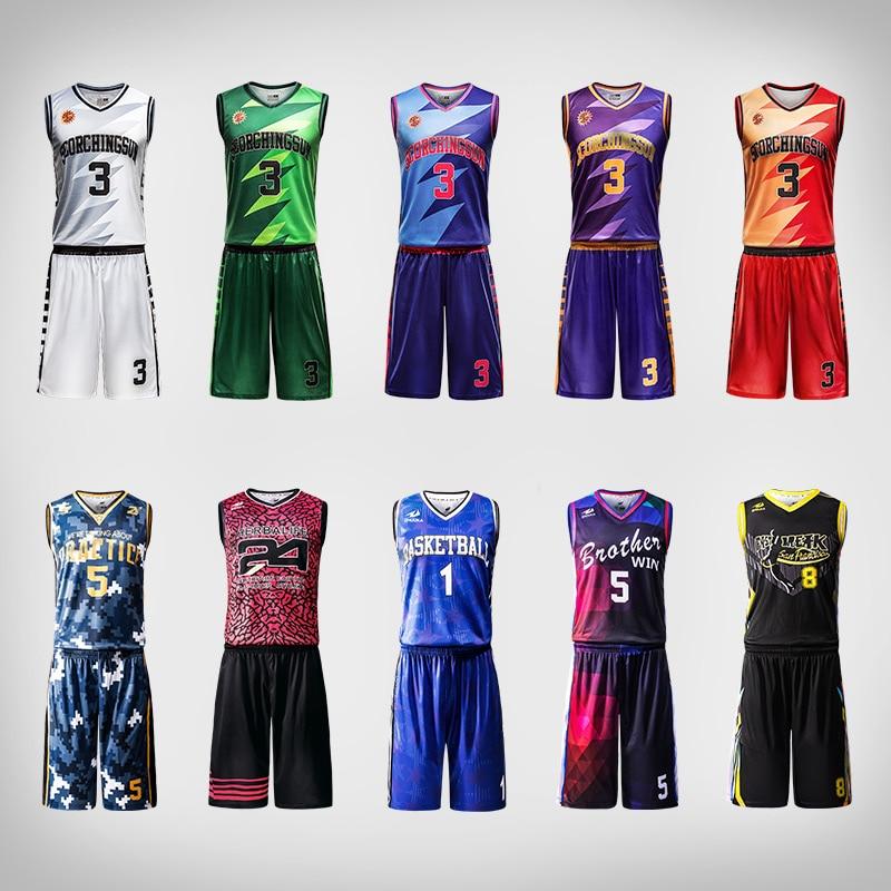 Professionelles design basketball uniformen trocknen schnell ...