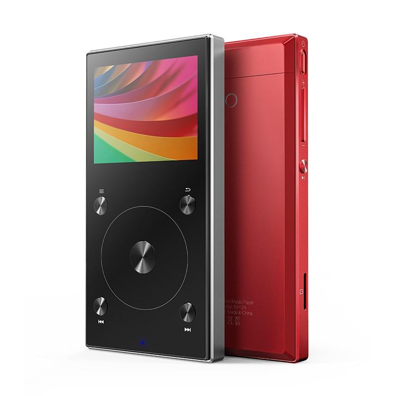 FiiO Bluetooth 4.1 Portatile Hi-Res del Giocatore di Musica di X3MKIII con Balanced Fuori PO/LO, Supporto DSD. fiiO hifi lossless mp3 x3iii