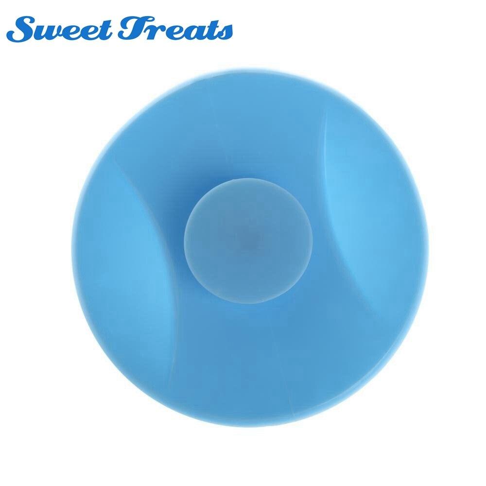 Sweettreats PVC Sink Stopper Drain Plug Kitchen Chrome Ring Basin Laundry Bathroom Sink & Bathtub Accessories ...