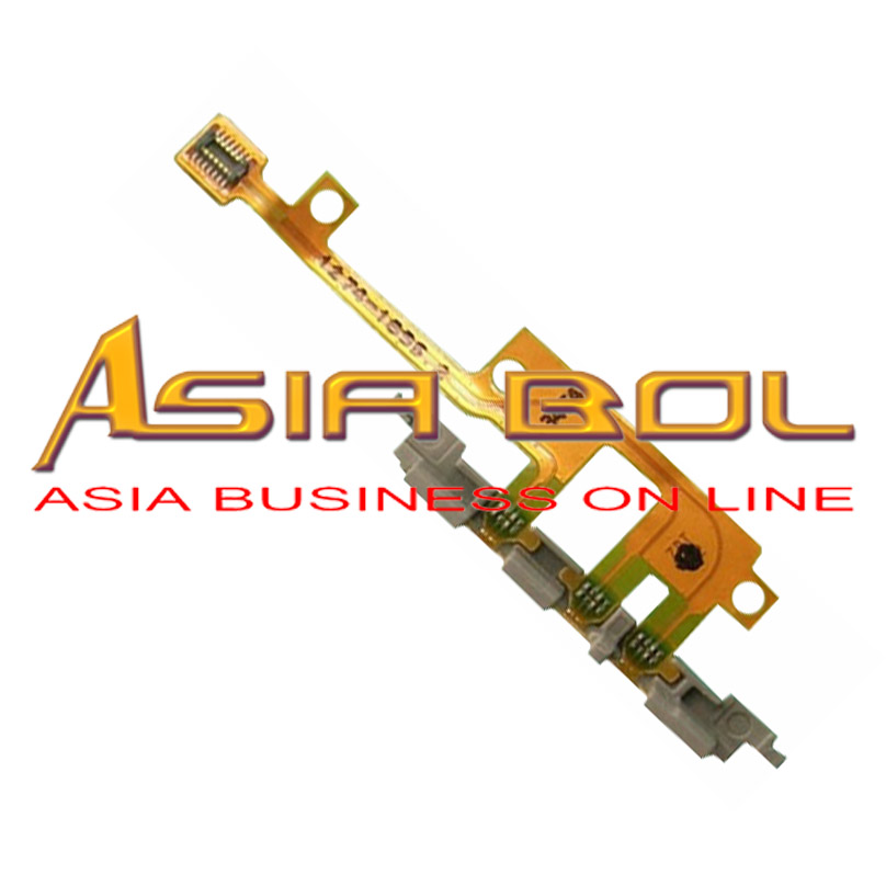 New Power On Off Volume Button Key Flex Cable Replacement Parts For Z1 Compact Mini