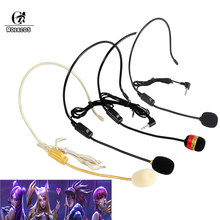 ROLECOS Game LOL KDA Cosplay Microphone DIY Costume Headwear Akali Ahri Kaisa Evelynn Microphone LOL K/DA Cosplay Microphone(China)