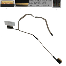 NEW Laptop Notebook LED/LCD Cable Repair Replacement for HP 440 G1 445 P/N 50.4YW07.011
