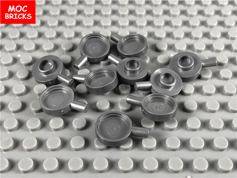 Model Building Professional Sale 20pcs/lot Moc Bricks Flat Silver Utensil Frying Pan Fit With 4528 Diy Educational Building Blocks Action Figure Kids Toys Gifts Packing Of Nominated Brand Toys & Hobbies