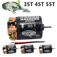 Original SNOW PANTHER HOBBY RC 540 35T 45T 55T High torque waterproof Brushed Mo