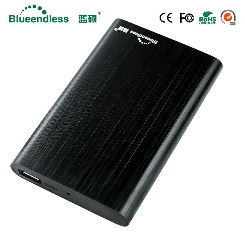 Новый продукт T6U3 Алюминий внешний жесткий диск s usb 3,0 sata hdd case 6 ГБ/сек. скорость, высокое качество жёсткий диск 2,5 Портативный жесткий диск