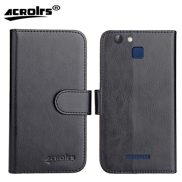 Nomi i5012 EVO M2 Case 2017 6 Colors Dedicated Flip Leather Exclusive 100% Special Phone Cover Cases Card Wallet+Tracking