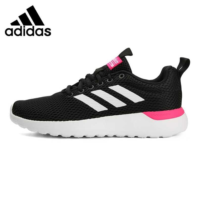 Zapatillas de Skateboarding originales para mujer Adidas NEO LITE RACER CLN