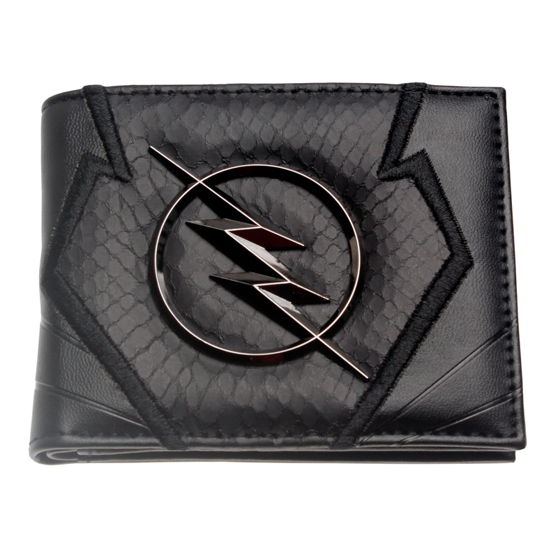 купить Flash wallet DC Comics Heroes vs Villains Bi-Fold Purse DFT-2044 по цене 802.2 рублей