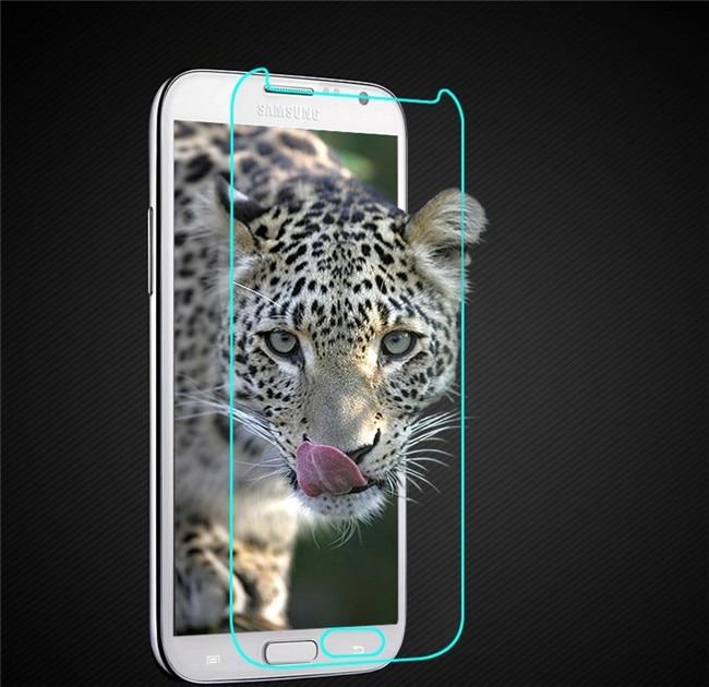 Samsung Galaxy Grand 2 7106 G7106 Guard pelicula de vidro üçün - Cib telefonu aksesuarları və hissələri - Fotoqrafiya 2