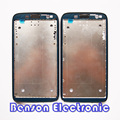 BaanSam New LCD Holder Screen Front Frame For Lenovo A859 A810 5 Inch Housing Case Replacement With 3M Adhesive