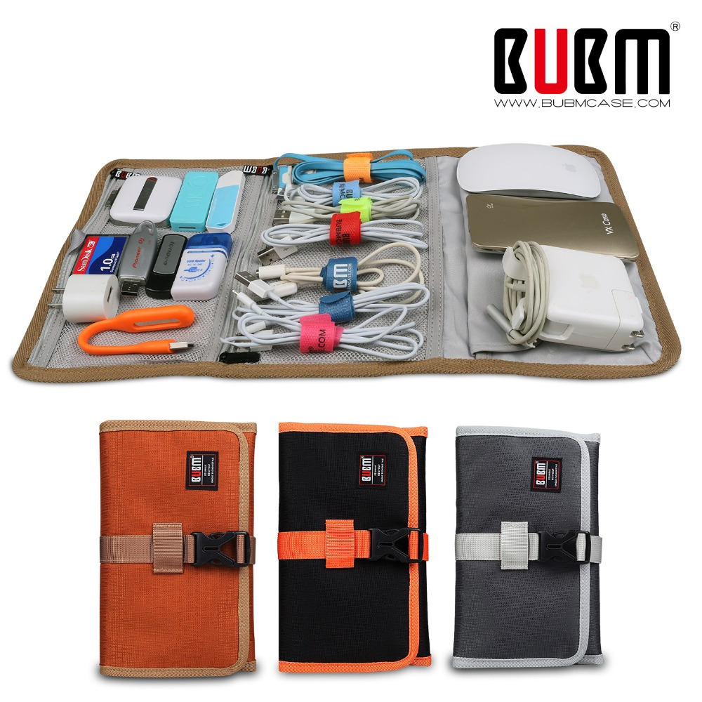 Waterproof font b Digital b font Organizer case for CAM headphone cable data cable usb Charger