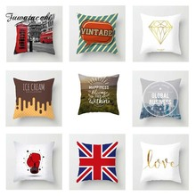 Fuwatacchi Gold  Cushion Cover diamond Cute Soft Throw Pillow Decorative Sofa Case Pillowcase