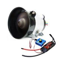 Автомобильный Электрический турбинный турбонагнетатель бесщеточный трехфазный двигатель без Холла с dc12в 50А супер зарядное устройство контроллер водителя