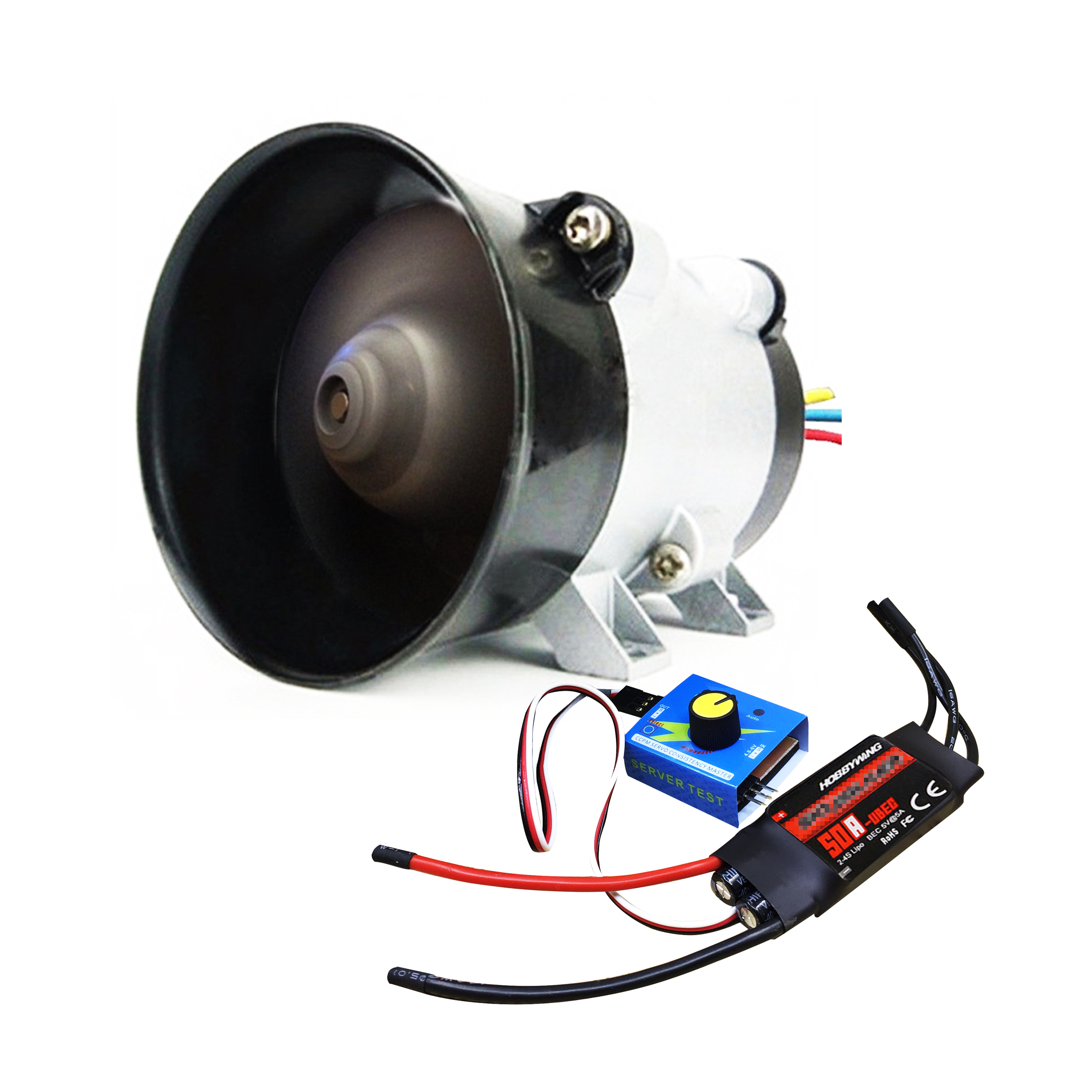 Car Electric Turbine Power Turbo Charger Brushless Hall-free Three-Phase Motor With DC12V 50A Supercharger Driver ControllerCar Electric Turbine Power Turbo Charger Brushless Hall-free Three-Phase Motor With DC12V 50A Supercharger Driver Controller