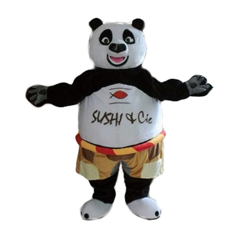 Костюм кунг фу панды, маскарадный костюм для взрослых, костюм для Хэллоуина вечеринки, 2019