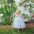 2016 Cotton Baby Princess Dress Baby Girls Sleeveless Harness Dress