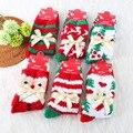 Rihschpiece Invierno Cálido Calcetines de Navidad Mujeres Harajuku Lindo Kawaii Arte Difusa Calcetín Calcetines de Algodón de Las Señoras Ocasionales Del Calcetín Grueso RZF610