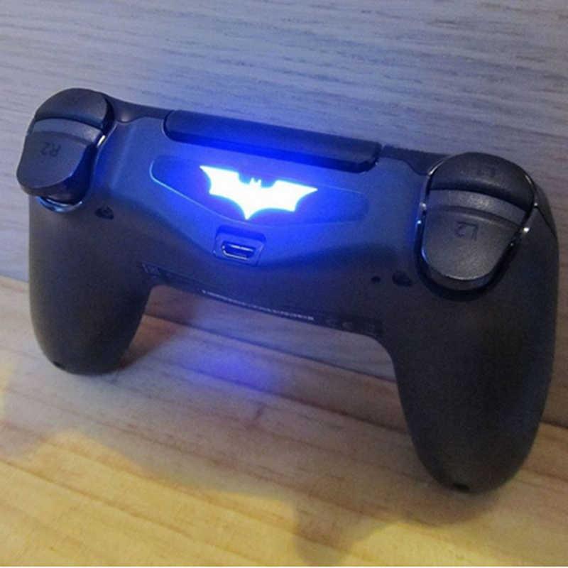 Autocollant de peau de décalque de couverture de barre de lumière LED de 30 pcs/lot pour des autocollants de manette de contrôleur de PlayStation 4 PS4