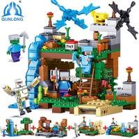 Garden Guardian Minecraft Educational Children Toys Compatibile For Lego Compatible For Lego Building Blocks