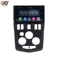 8 Inch Android 6 0 Car DVD Player GPS Navigation Radio For Renault LOGAN L90 Quad