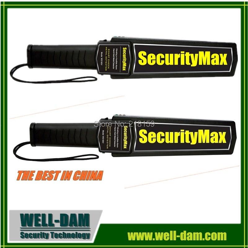 SecurityMax super scanner hand held metal detector best quality metal detector