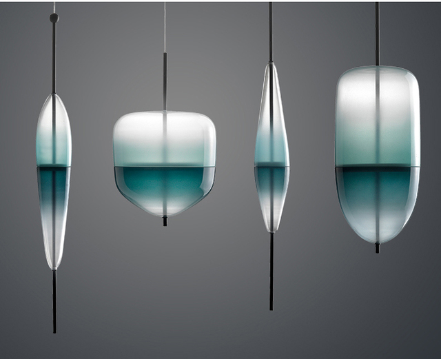 light black home the h glass casamotion n lighting in w and blue compressed depot hammered wavy b hand pendant lights