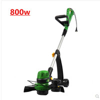 GT 320 Electric Lawn Mower Grass Cutter Grass Trimmer 11000rpm Lawn Weed Whackers Cutting Machine 840W Cropper Garden Tool 220V