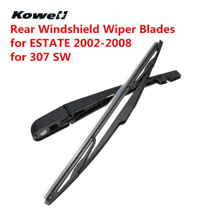 Windscreen Wipers Ericks Wiper 9 Rear Wiper Blade For Renault Megane Ii 2 Mk2 Hatchback 2002-2008 Windshield Windscreen Rear Window Auto Replacement Parts