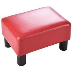 Taburete lavable tela pano tela fregona Banco 4 piernas zapatostaburete de maquillaje HW56300RE