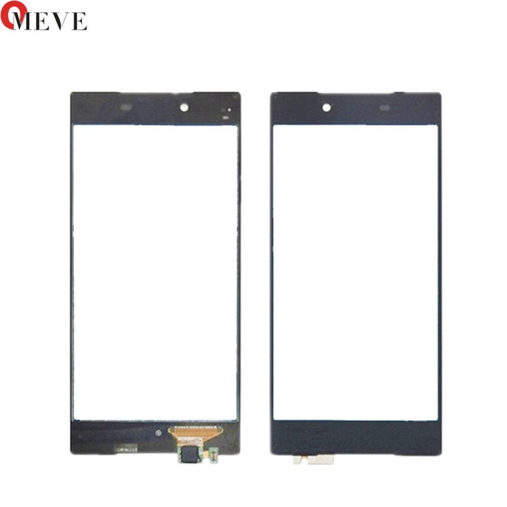 High Quality For Sony Xperia Z5 Premium Z5P Z5 Plus Mini E6833 E6853 E6883 Touch Screen Digitizer Front Glass Lens Sensor Panel