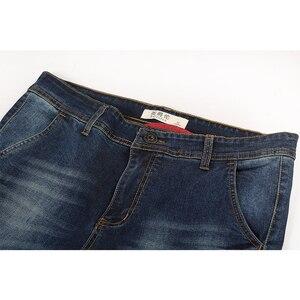 Image 3 - Enjeolon מותג גברים ג ינס ג ינס ארוך מכנסיים גברים ג ינס מכנסיים כותנה mens ג ינס מכנסיים זכרים ג ינס סיבתי ג ינס בגדי K6003