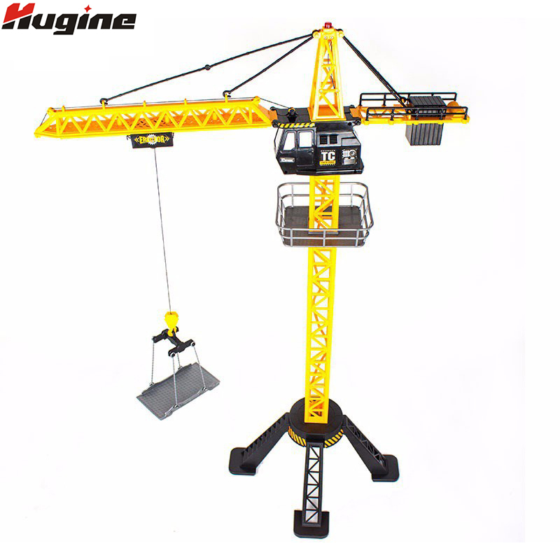 88cm RC Crane Remote Control crane tower 6 Channel Simulation Tower Crane 360 degree Rotate Crane engineer construction Toys kitcyo588750pac103637 value kit crayola pip squeaks telescoping marker tower cyo588750 and pacon riverside construction paper pac103637
