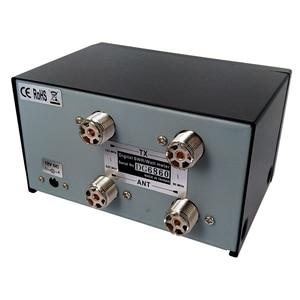 Image 3 - LCD Display Standing Wave Ratio Nissei DG 503 Digital SWR & Watt Meter 1.6 60MHz/125 525MHz 200W for Two way Radio Walkie Talkie