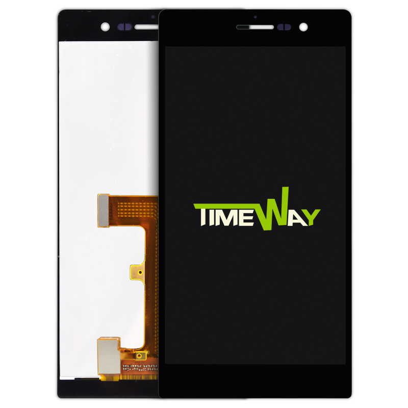 5 inch LCD Display For HUAWEI P7 LCD Ascend P7 With Touch Screen Digitizer Assembly