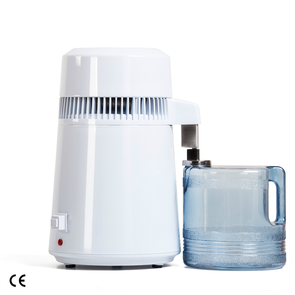 Best Home pure Water Distiller Filter machine distillation Purifier equipment for sale-in Water Filters from Home Appliances