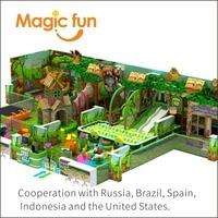 Волшебный весело надувной коммерческой открытый площадка парк оборудования Фитнес дети оборудования крытая игровая площадка для детей