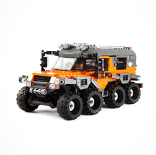 all-terrain vehicle Building Blocks Toys For Children Creators Car educational toys