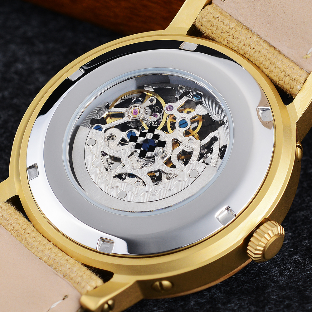 d92a4e97cf4ccd BEWELL Brand Heren Horloge Natural Wood Design Wooden Mechanical Wristwatches  automatic relogio Male forsining in Gift Box 158A. b1 b2. 1 3 b1 ...