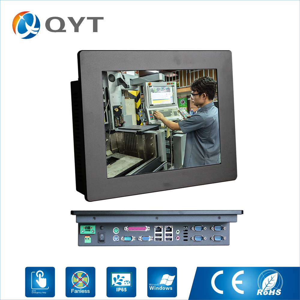 12.1 Embeded PC ip 65 Touch Screen Resolution 800*600 panel pc/Industrial Computer with Intel j1900 2.0GHz LPT 5*RS23212.1 Embeded PC ip 65 Touch Screen Resolution 800*600 panel pc/Industrial Computer with Intel j1900 2.0GHz LPT 5*RS232