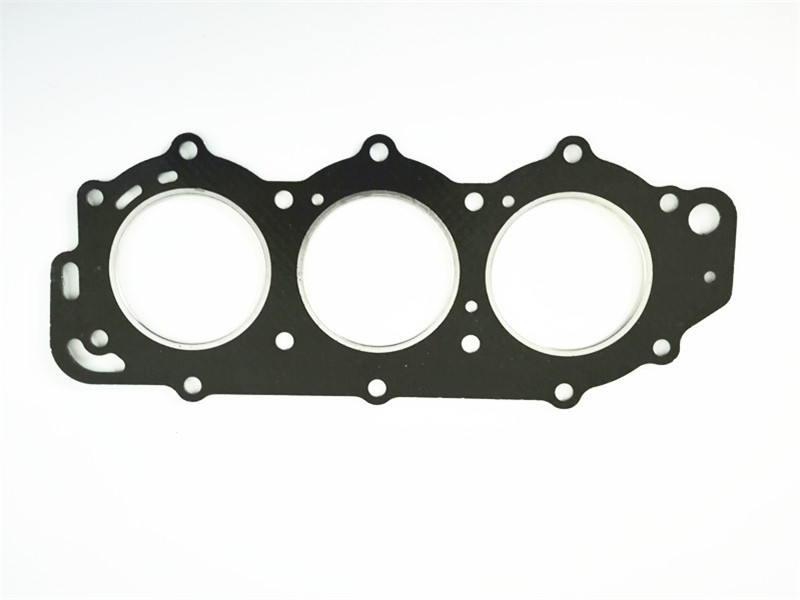 Cylinder Head Gasket 6H4-11181 A0 6H4-11181-A1 Fit For Yamaha Outboard Pro P 40HP 50HP 3 Cyl 2T 6H4-11181-A2