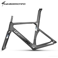 New Design Leadnovo Concept T1000 Toary Carbon Road Bike Frame Carbono Racing Bicycle Frames Glossy Matte