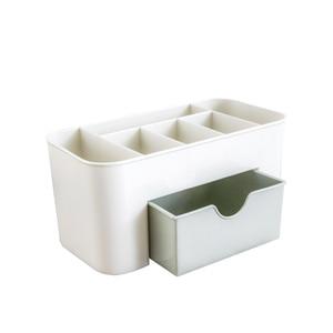 Image 5 - Kreatywny pióro wielofunkcyjne uchwyt pulpit biurowe biurowe obudowa z tworzywa sztucznego schowek domowe artykuły biurowe hurtownia