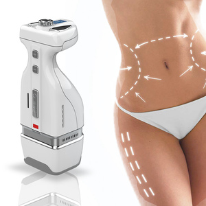 Image 1 - 2019 Newest Mini HIFU RF Slimming Body Belly Fat Removal Massager 2IN1 Handy HelloBody Weight loss Slimming Machine